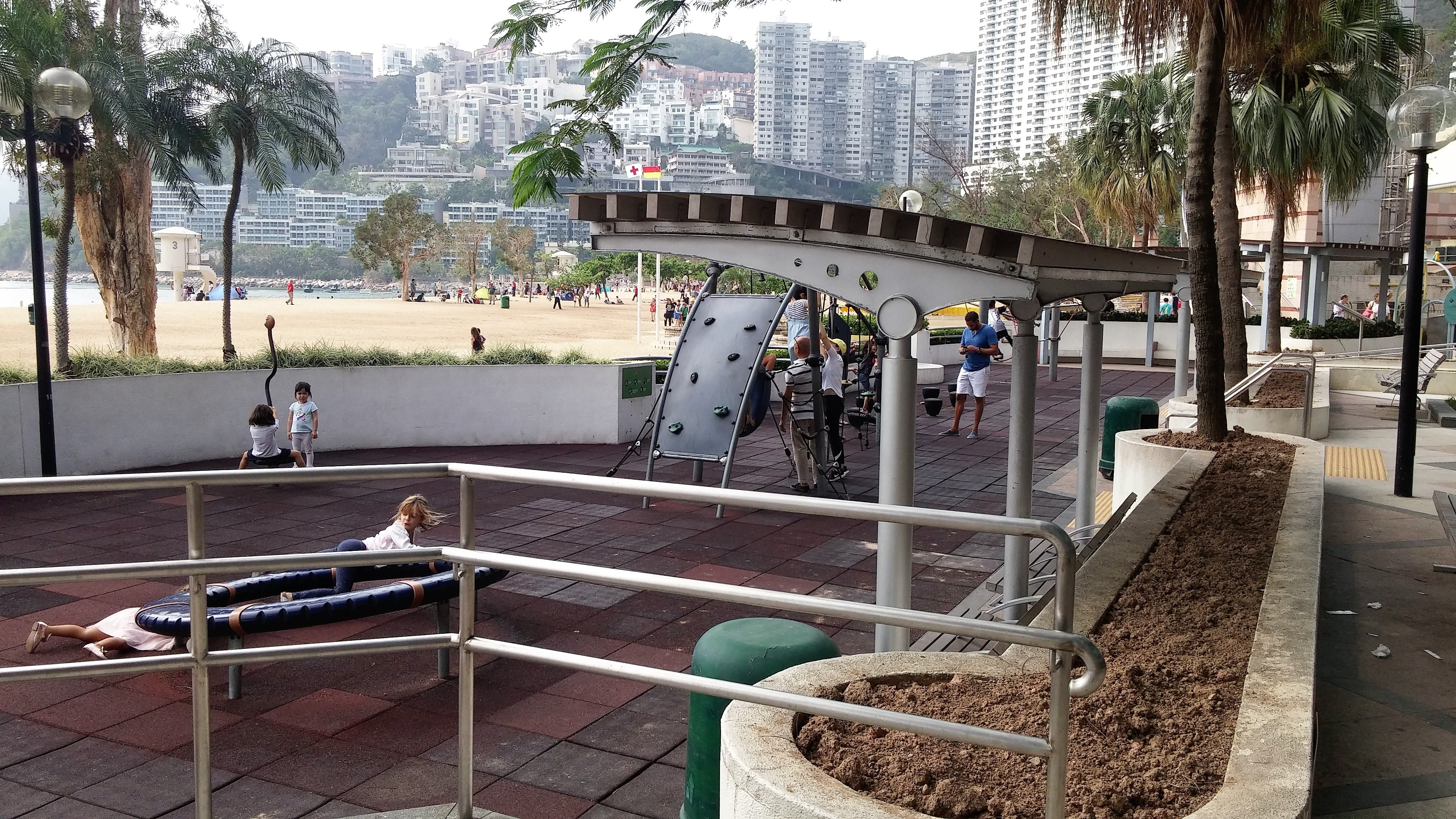 Repulse Bay Beach Children's Playground