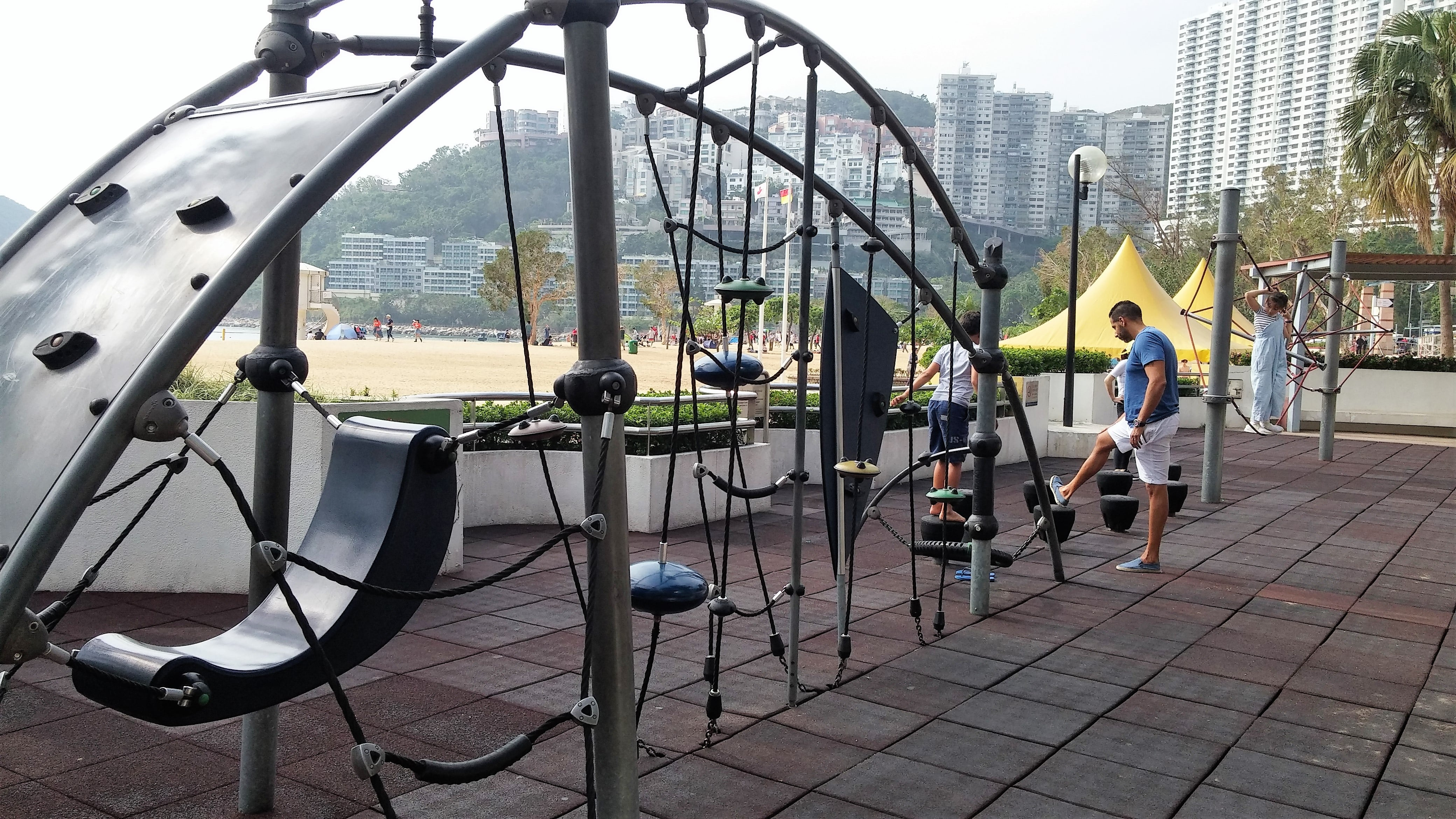 Repulse Bay Beach Children's Playground