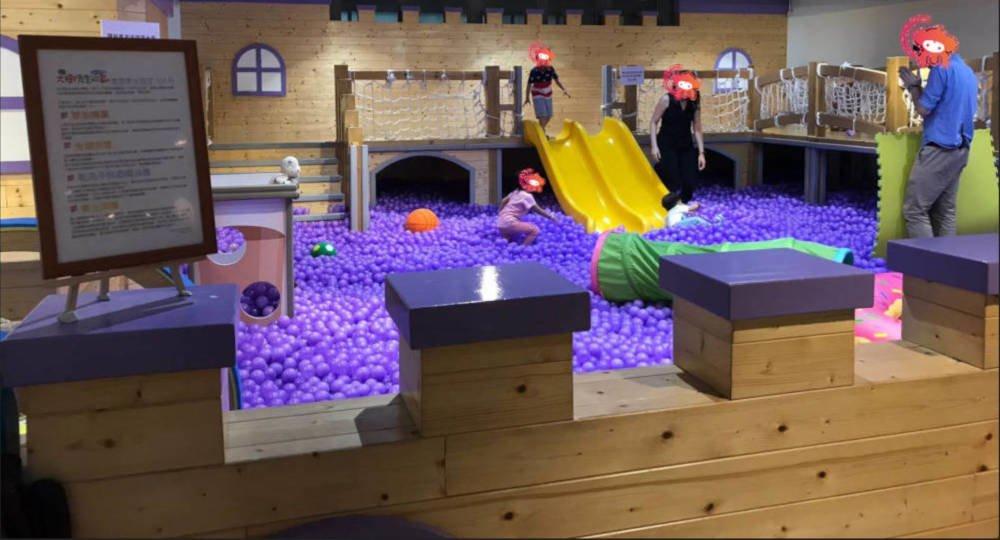 Mr. Tree's indoor playground