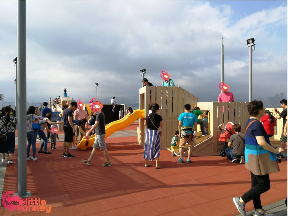 Central and Western District Promenade's play area