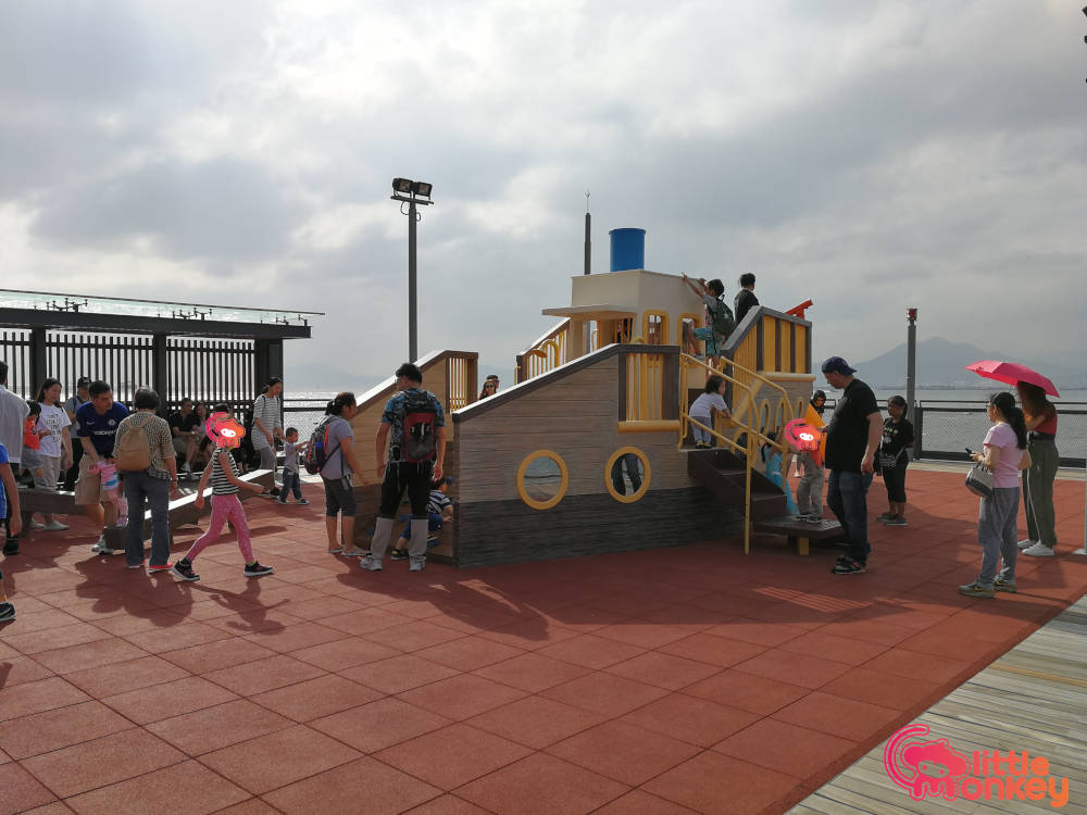 Central and Western District Promenade's outdoor playground