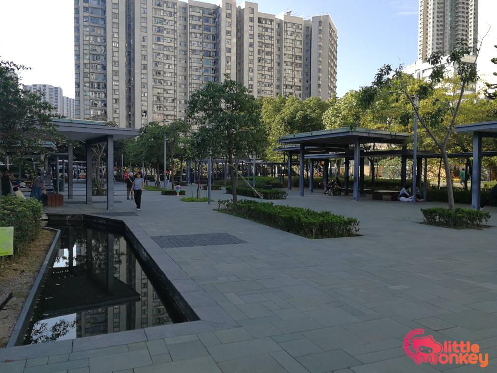 Aldrich Bay Park's scented garden