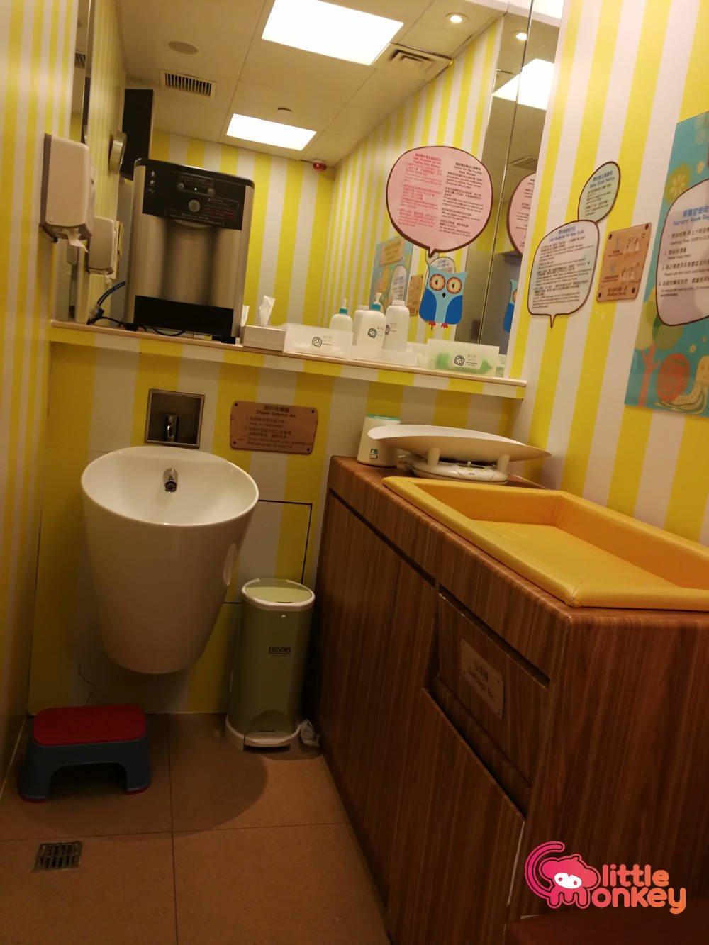 K11's nursery room