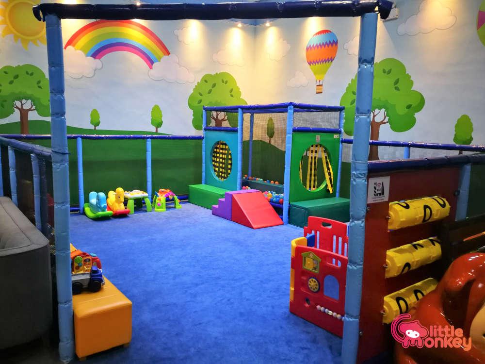 Fun Zone (Kennedy Town) Toddler Area