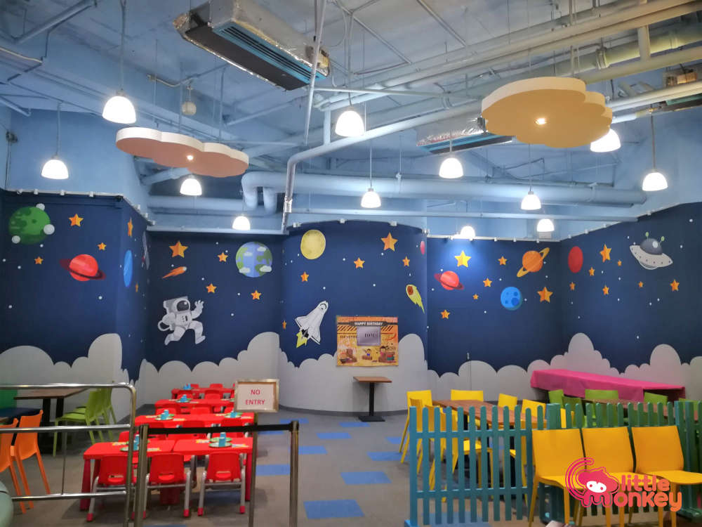 Fun Zone (Kennedy Town) Party Room