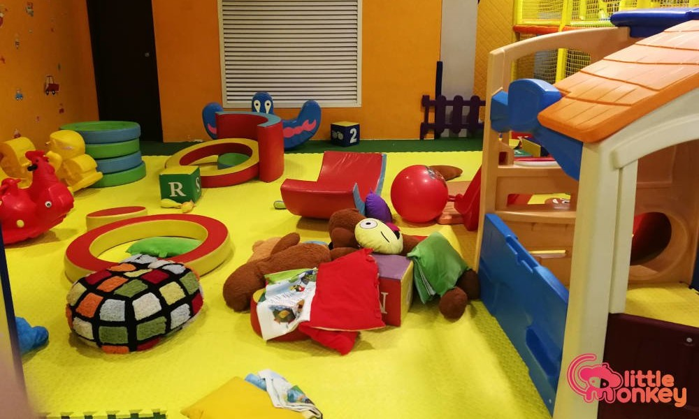 Play House toys at North Point