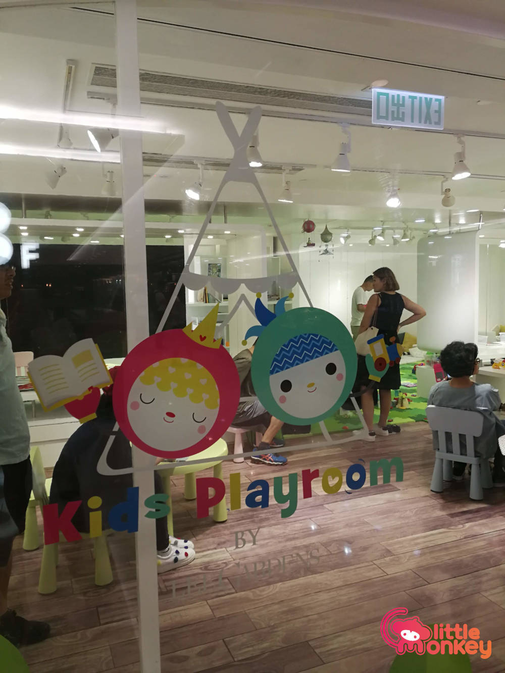 Lee Garden Two's kids playroom