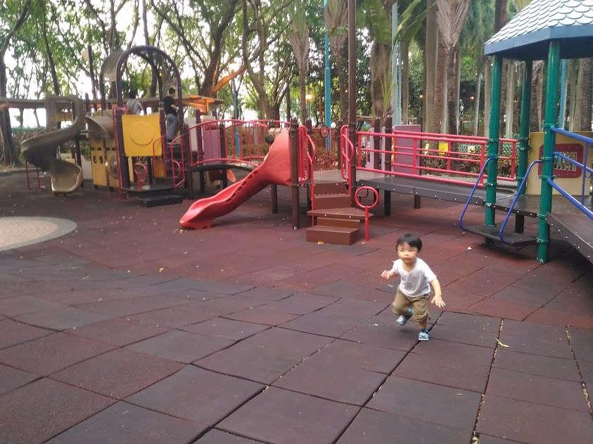 Playground at Belcher Bay Park