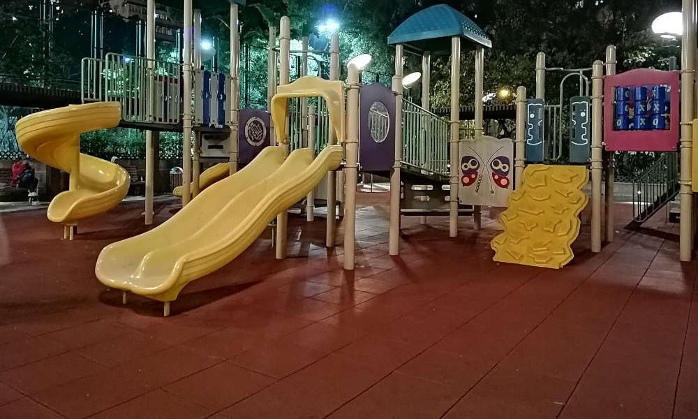 Playground on Forbes Street