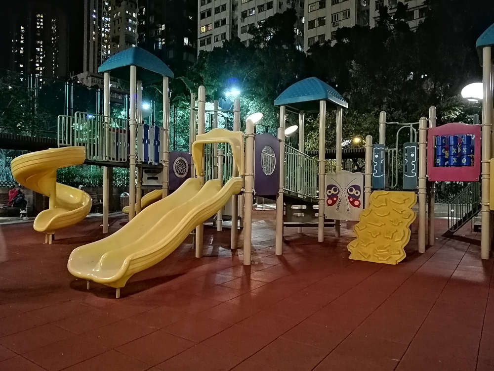 Playground on Forbes Street