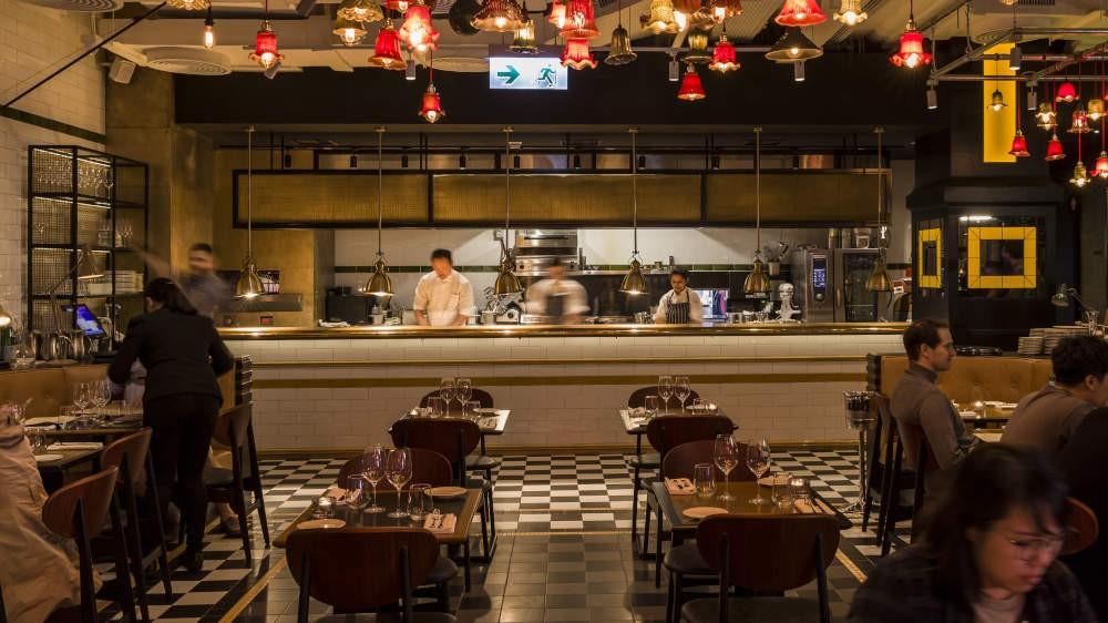 Bread Street Kitchen & Bar