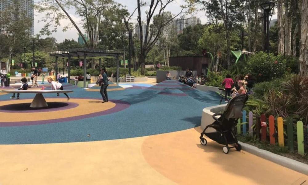 Tuen Mun Park's Playground