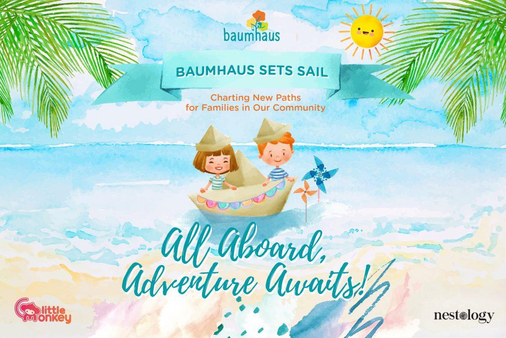 Baumhaus Set Sails Version 1