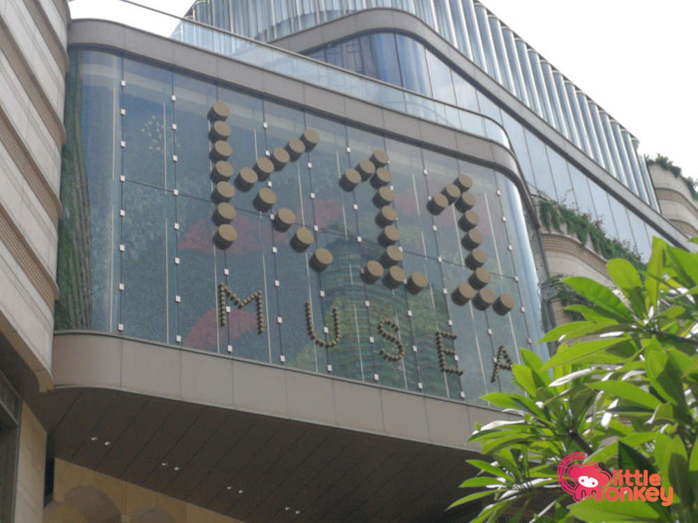 K11 Musea Sign