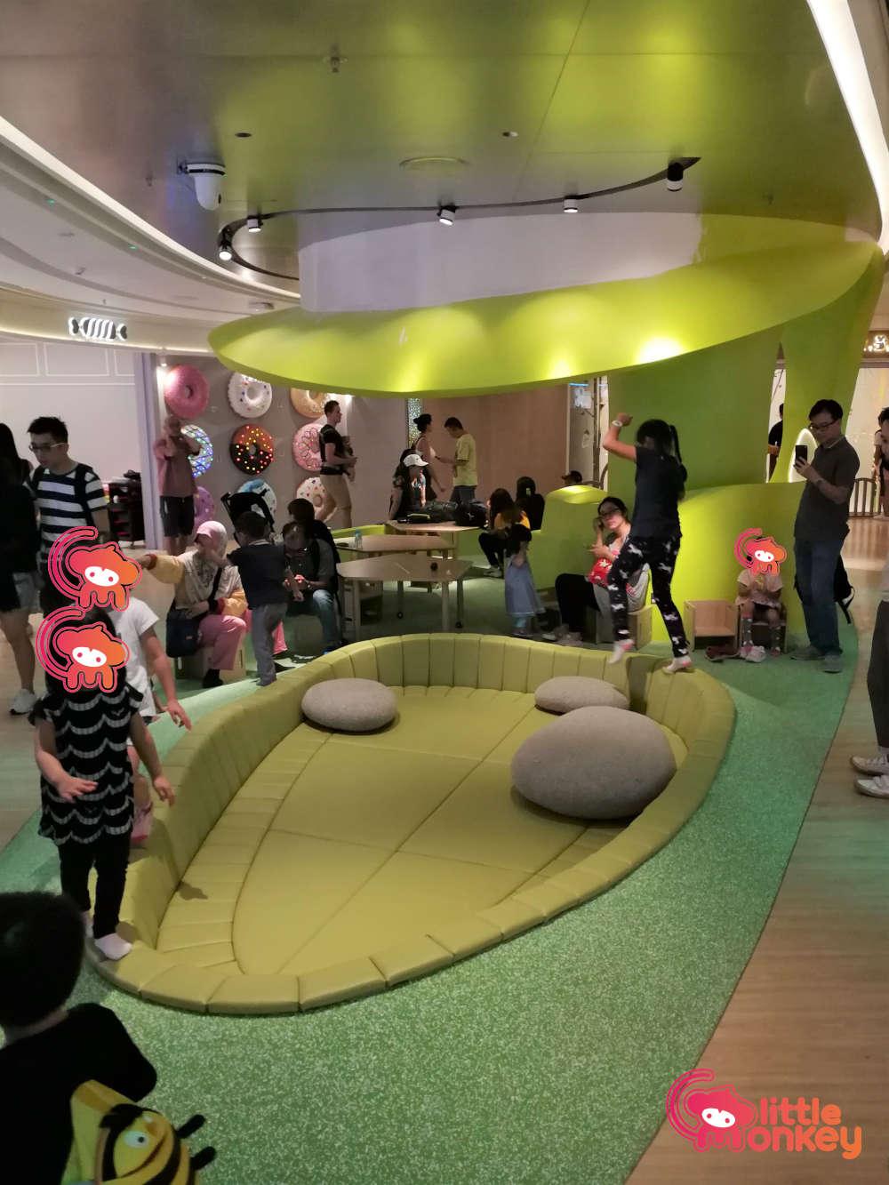 K11 Musea Indoor Free Play Area