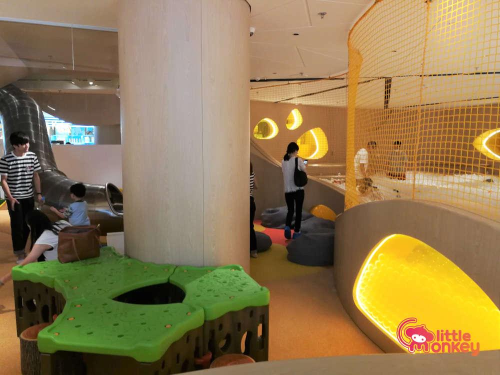 K11 Musea Donut Playground Play Area