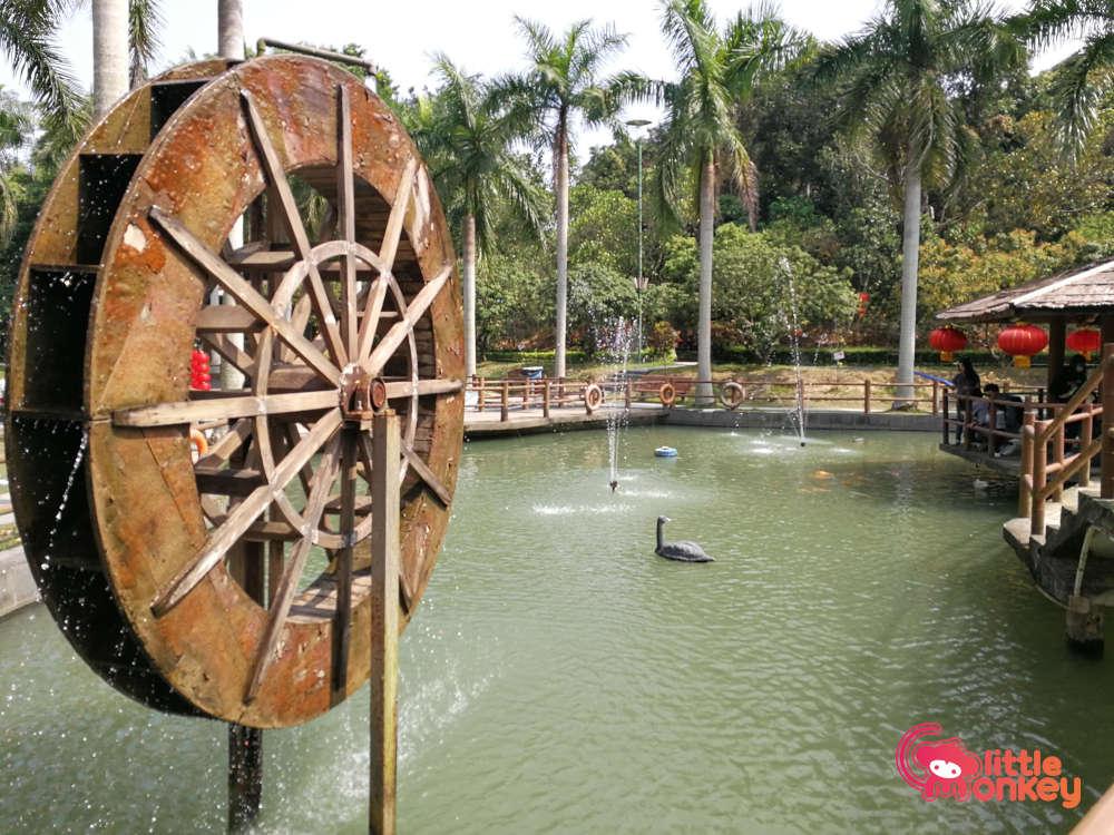 Tai Tong Organic EcoPark Lake Pavilion