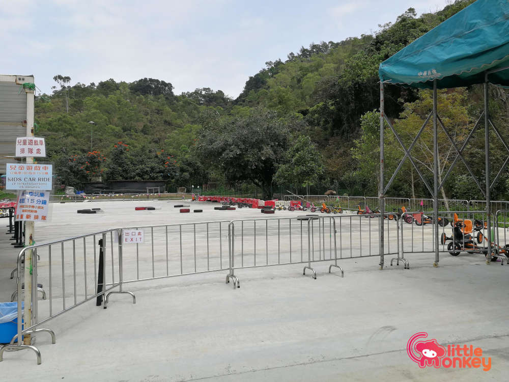 Tai Tong Organic EcoPark's Activity Area
