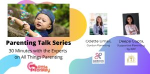 Parenting Talk Series Visual