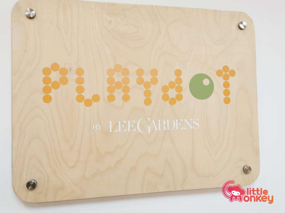 Lee Garden Two Play Area Playdot